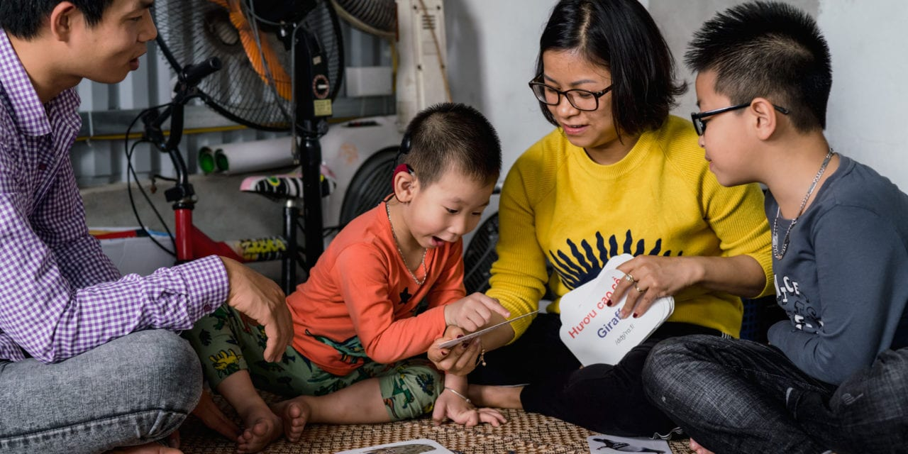 Hear the World Foundation Donates Cochlear Implants to Children in Vietnam
