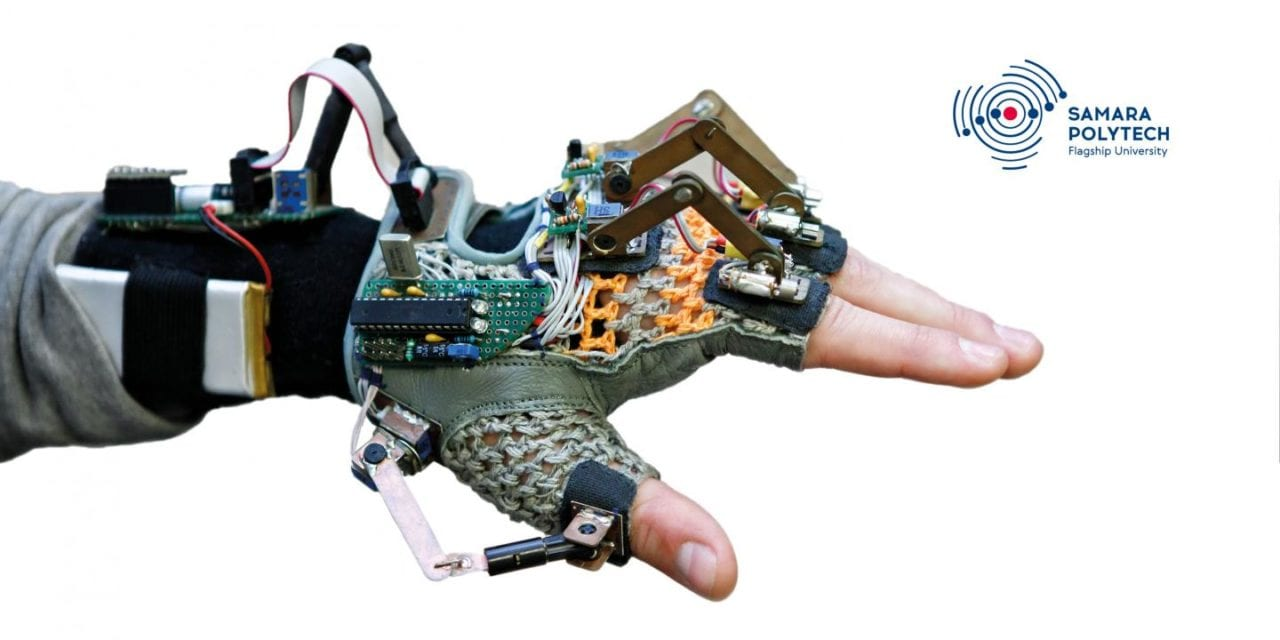 Researcher Designs Vibrating Glove for Deaf Individuals