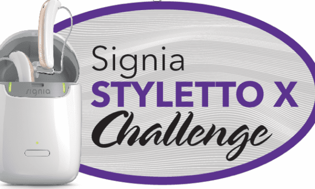 Signia Launches 'Styletto X Challenge' Hearing Aid Giveaway Program