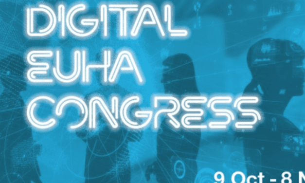 'Digital Future Friday' Kick-off Event to Take Place October 9 as Part of 2020 Digital EUHA Congress