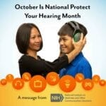 NIDCD Announces Public Education Campaign for 'National Protect Your Hearing Month'