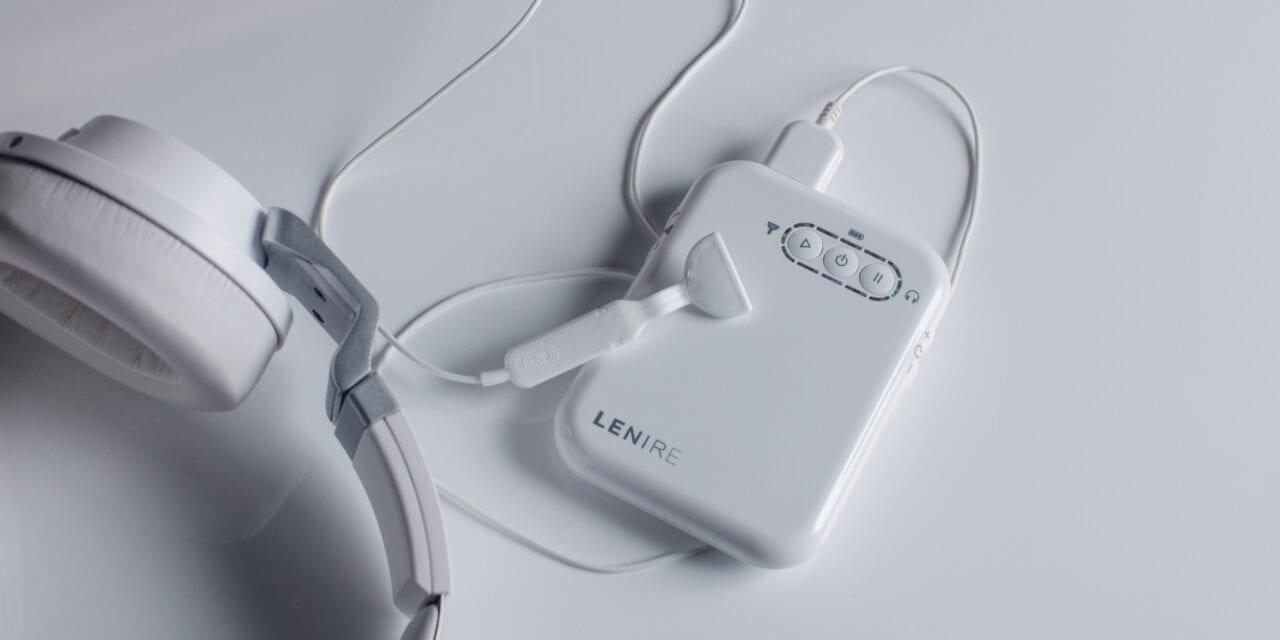 Neuromod Raises $12.4 Million in Series B Funding for Lenire Tinnitus Treatment Device