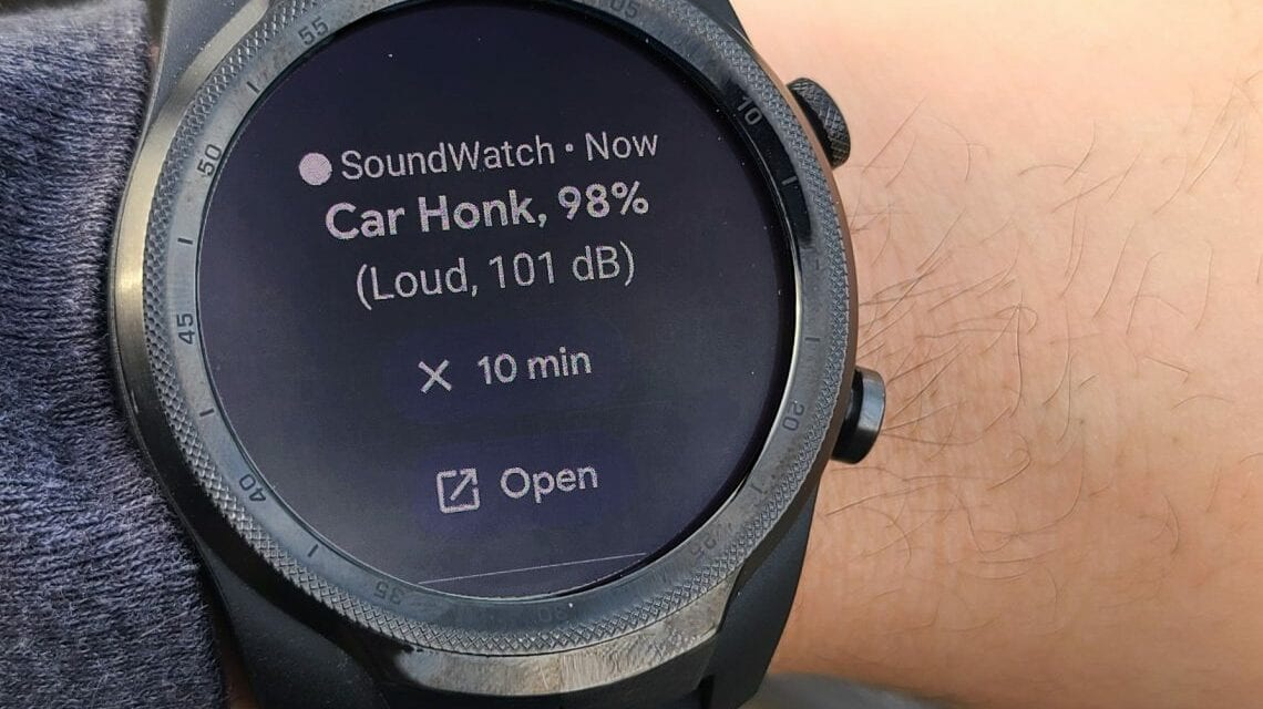 SoundWatch: New Smartwatch App Alerts Hard-of-Hearing Users To Sounds