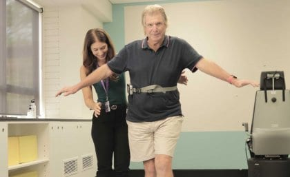 Study Aims to Test Effectiveness of Balance Device