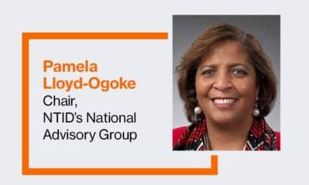 Pamela Lloyd-Ogoke Appointed Chairperson, RIT-NTID National Advisory Group
