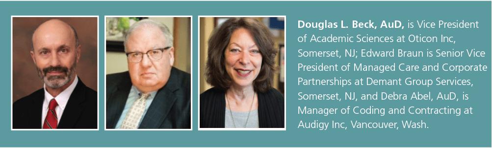 Authors Douglas Beck, Edward Braun, and Debra Abel