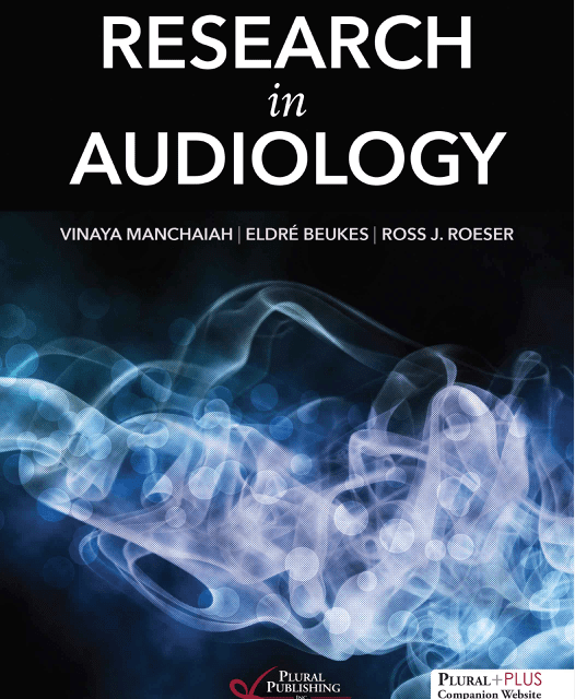 'Evaluating and Conducting Research in Audiology' Published by Plural