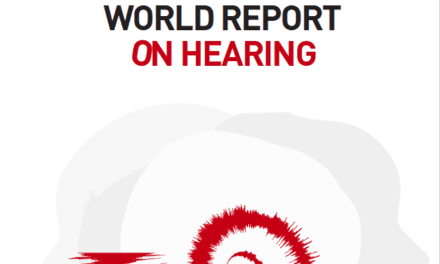 WHO Releases First 'World Report on Hearing'