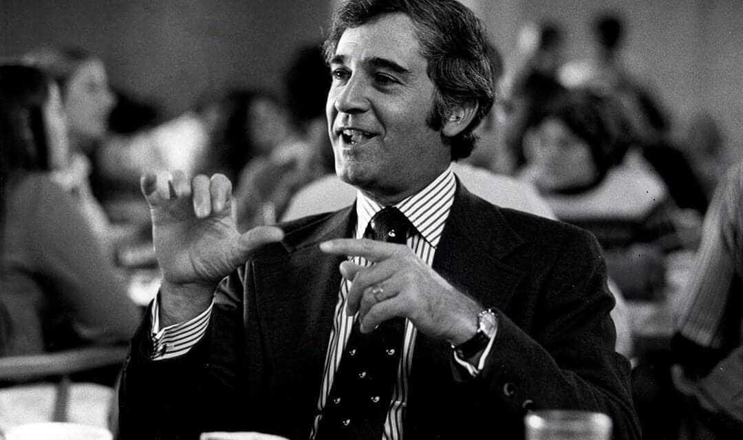 RIT/NTID Founder D. Robert Frisina, 96, Has Died