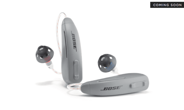 Bose Announces First Self-fitting Hearing Aid: SoundControl