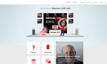 Rayovac Live VIrtual Event Took Place April 14-16