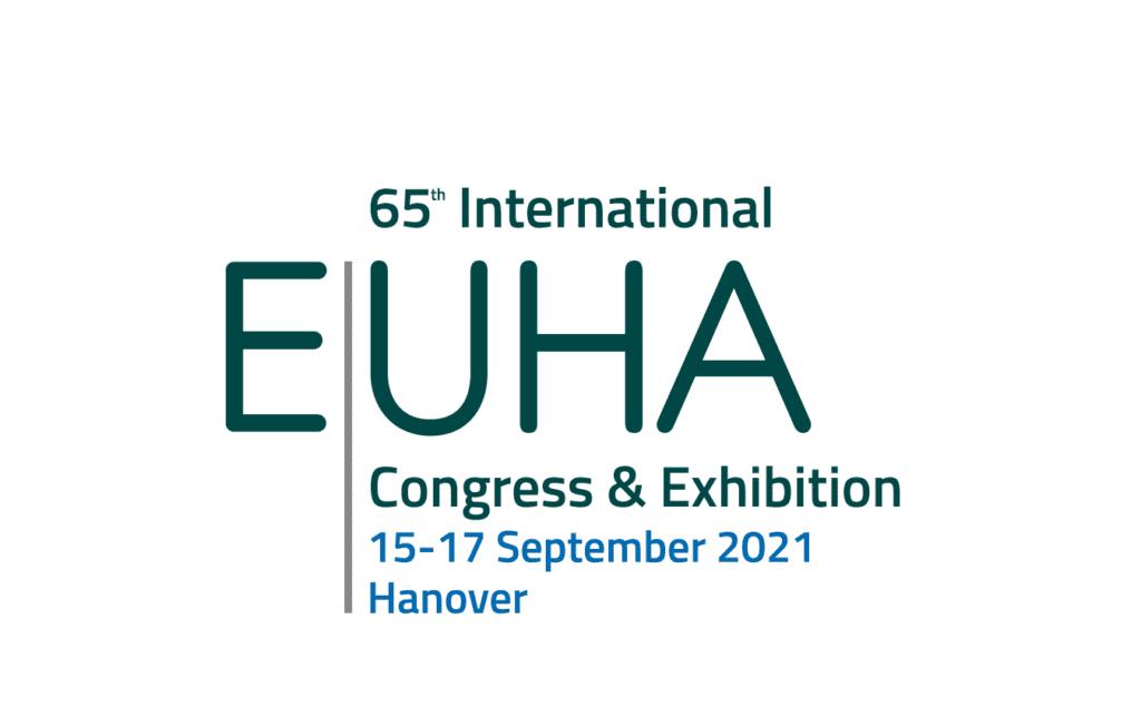 EUHA 2021 logo