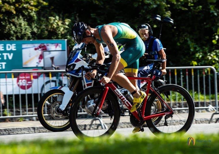 Triathlete Lorcan Redmond Uses Signia Active