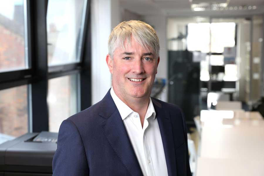 Neuromod Appoints Diarmuid Flavin as COO