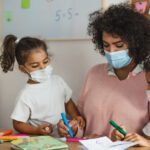 Masks May Not Impede Early Language Development