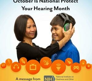 October is National Protect Your Hearing Month